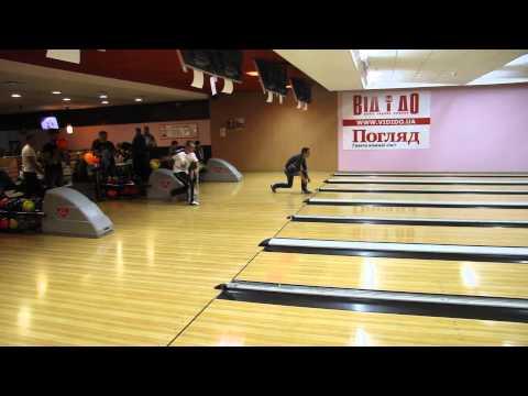 Змагання з боулінгу пройшли у Чернівцях