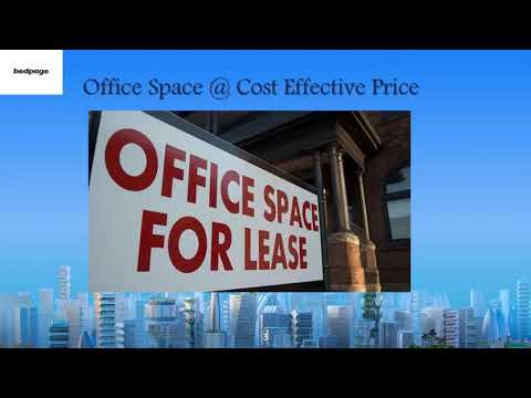 Office Space @ Cost Effective Price