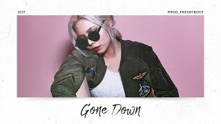 "FREE R&B X POP SOUL BEAT INSTRUMENTAL 2018 ""GONE DOWN"""