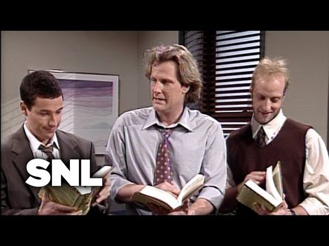 Martin Luther King Day: White Co-Workers - Saturday Night Live
