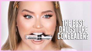 THE BEST DRUGSTORE CONCEALER?? | NikkieTutorials