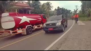 Kegiatan Gowes Bersama Jajaran Kecamatan Medan Johor