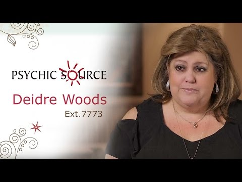 Psychic Source Advisor Deidre Woods
