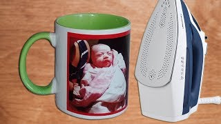 How to Print Your Photo on Mug at Home   How to Print Photo on Mug   Mug Print