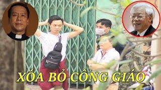 Nguyễn Phú Trọng chỉ đạo côn đồ tấn công linh mục Nguyễn Duy Tân và các linh mục DCCT Sài Gòn