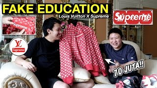 Kenapa Beli Hoodie 70JUTA?? +Fake Education w/ @Jejouw