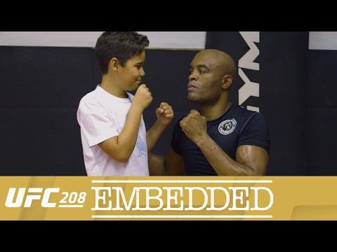 UFC 208 Embedded, cz.1 – powrót gwiazdy MMA!(+video)