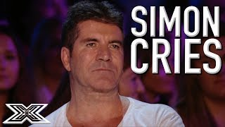 Simon Cowell Shows His Soft Side After EMOTIONAL X Factor Auditions | X Factor Global