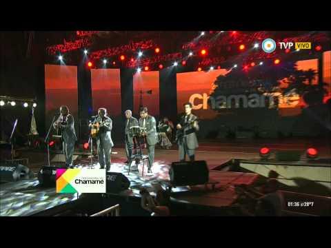 Fiesta Nacional del Chamamé 2015 - 10º Noche - Gustavo Miqueri y Trébol de Ases (2 de 2) 25-01-15