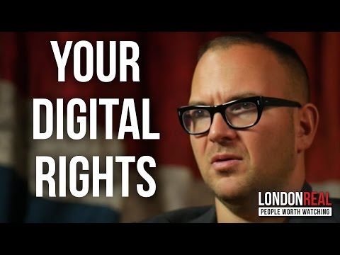 WHY YOU SHOULD CARE ABOUT YOUR DIGITAL RIGHTS - Cory Doctorow