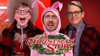 A Christmas Story Live - Nostalgia Critic