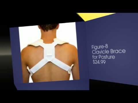 Posture Braces & Corrective Posture Supports