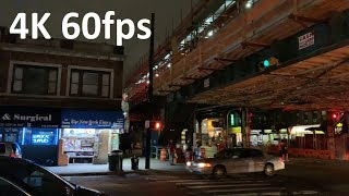 iPhone XS Max 4K 60fps Low Light Camera Test