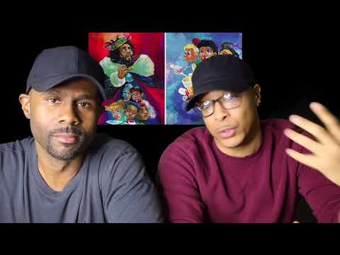 J Cole - KOD FULL ALBUM REACTION/REVIEW!