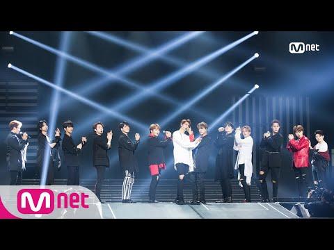 [KCON JAPAN] SEVENTEEN - UNIT INTRO + CLAPㅣKCON 2018 JAPAN x M COUNTDOWN 180419 EP.567