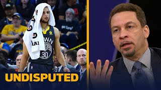 Chris Broussard on why the Warriors are not a lock to win the 2018 NBA title | UNDISPUTED
