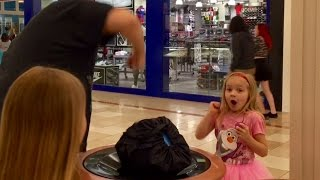 EMBARRASSING FATHERS DAY SHOPPING with GRIMS TOY SHOW!