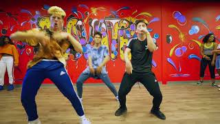 LUDACRIS - MOVE B***H ft. MYSTIKAL- (choreography by TREVONTAE LEGGINS)