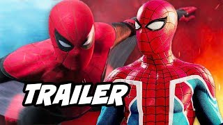 Spider-Man Far From Home Trailer Spider-Man UK Breakdown