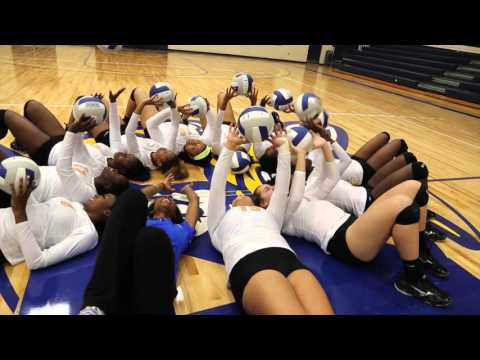 Allen University Women's Volleyball