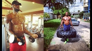 Lebron james Hard Workout And Practice 2018 [Real Superhero in Sport World ]