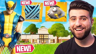 Everything Epic DIDN'T Tell You In The Wolverine Update! (Midas Fish, NEW POI) - Fortnite Season 4