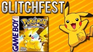 Pokemon Yellow - Glitchfest