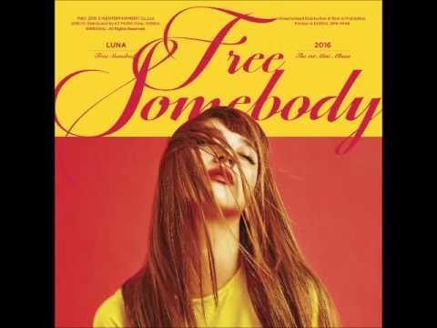 [FULL ALBUM] LUNA (루나) [f(x)]– Free Somebody [The 1st Mini Album]