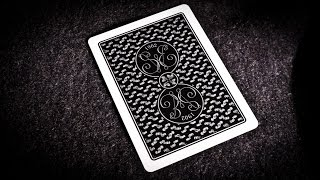 Erdnase 1902 Black Acorn Playing Cards - Magicland.se