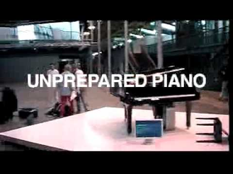 Unprepared Piano - Thompson & Craighead