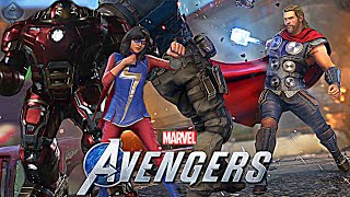 Marvel's Avengers Game - Beta Hands On Gameplay Impressions and Honest Thoughts!