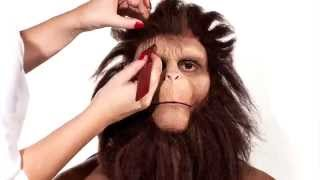 แต่งหน้าเป็นเอปจาก Planet of the Apes