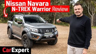 2021 Nissan Navara Warrior review: On-road & off-road detailed test