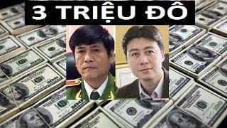 Phan Sao Nam chuyển sang ngân hàng Singapore 3 triệu đô