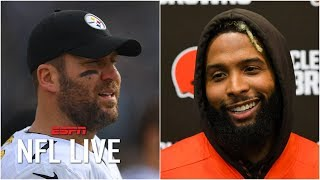 Can the Steelers regroup after a bumpy 2018? Are OBJ, Browns contenders in AFC North? | NFL Live