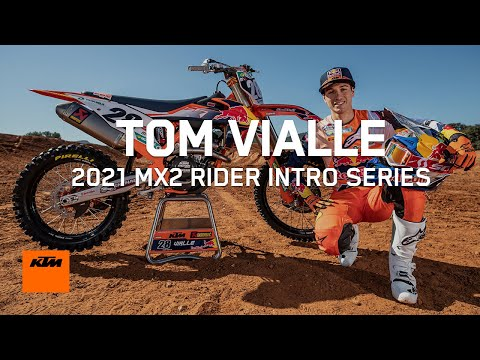 Red Bull KTM Factory Racing's 2021 MXGP Rider Intro Series - TOM VIALLE