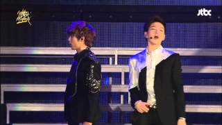 [GDA/Golden Disk Awards] BTOB - 비밀