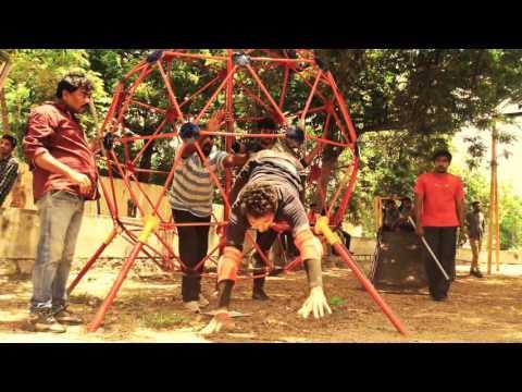 Nakshtram-Movie-Action-Making-Scenes