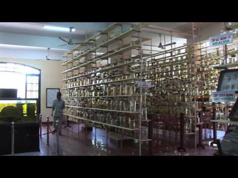 Vietnam Reisen - Ozeanografisches Institut in Nha Trang
