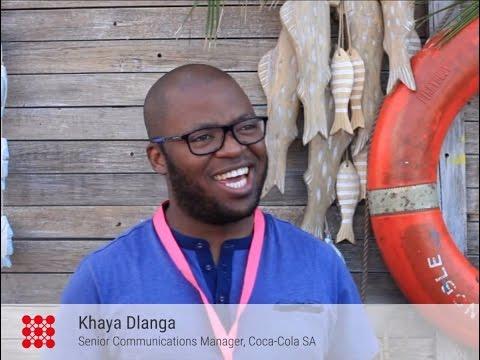 Khaya Dlanga, Senior Communications Manager, Coca-Cola SA - Loeries 2015