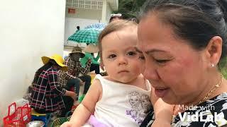 Jade và Anh Hai đi về thăm Bà Cố ở Đồng Nai
