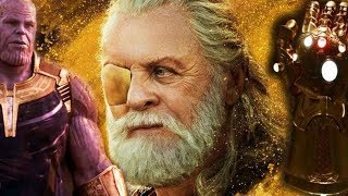 Odin Collected The Infinity Stones BEFORE Thanos - INFINITY WAR EXPLAINED
