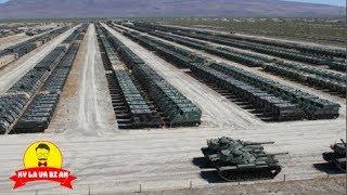10 quân đội khủng nhất Thế Giới