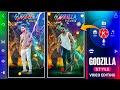 Godzilla video editing with photos in kinemaster in telugu