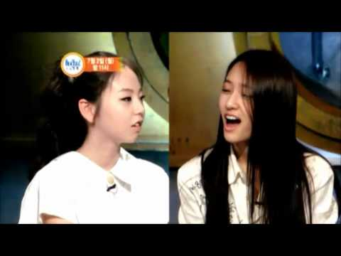 120626 Beatles Code EP17 Preview - f(x) & Wonder Girls