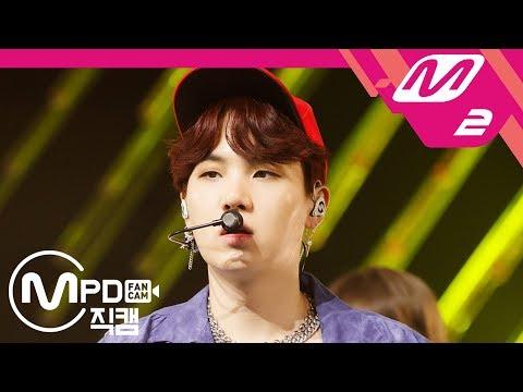 [MPD직캠] 방탄소년단 슈가 직캠 4K 'Save ME + I'm Fine' (BTS SUGA FanCam) | @MCOUNTDOWN_2018.8.30