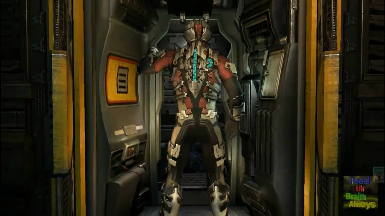 dead space 2 suits location