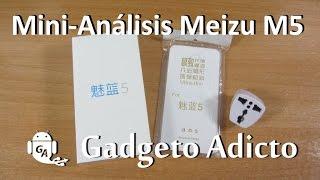 Video Meizu M5 16 GB Blanco oyowhKS_gUs