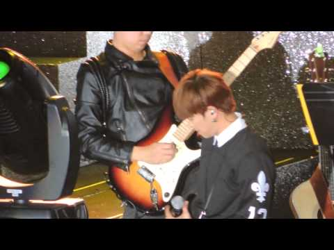 20131208 黃鴻升愛進化演唱會香港站 鬼混