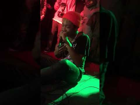 Your Favorite Dress preformed by lil Tracy During Peep Memorial Concert